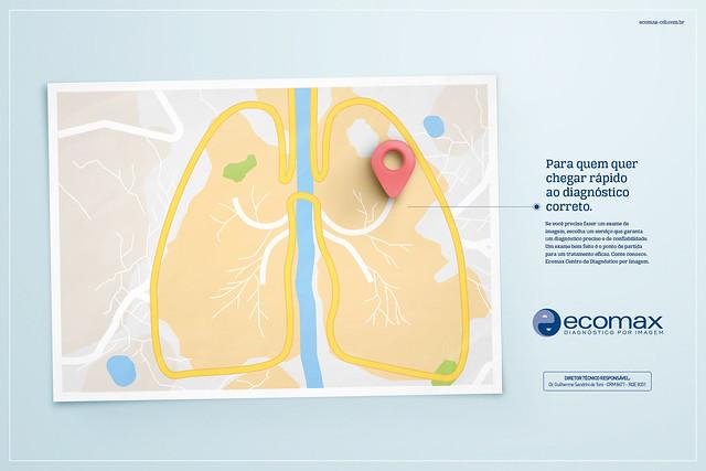 Ecomax com nova campanha de diagnósticos por imagem