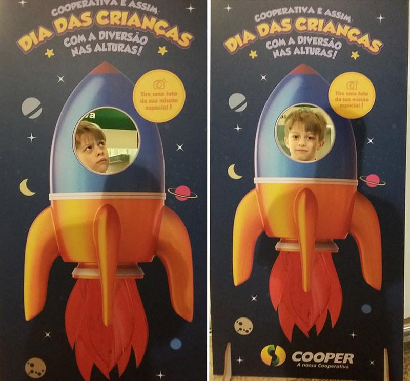 Cooper lança campanha de Dia das Crianças desenvolvida pela Free