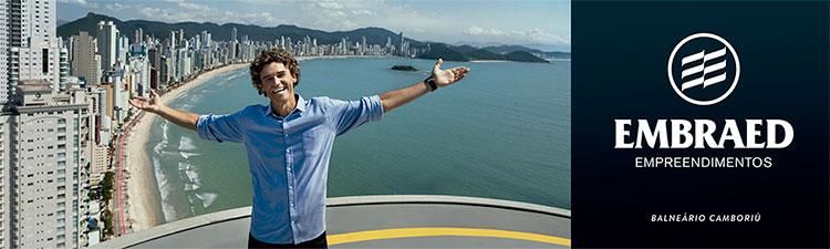 Guga Kuerten apresenta o Padrão Embraed em nova campanha da Free
